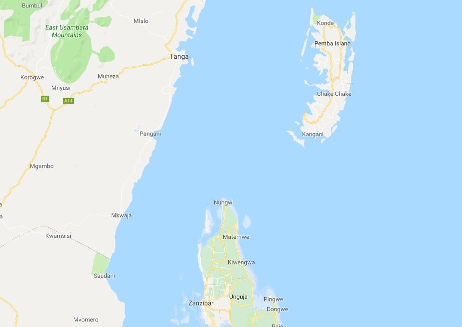 Ostrov Pemba