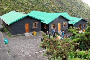 Chatky na Mount Meru