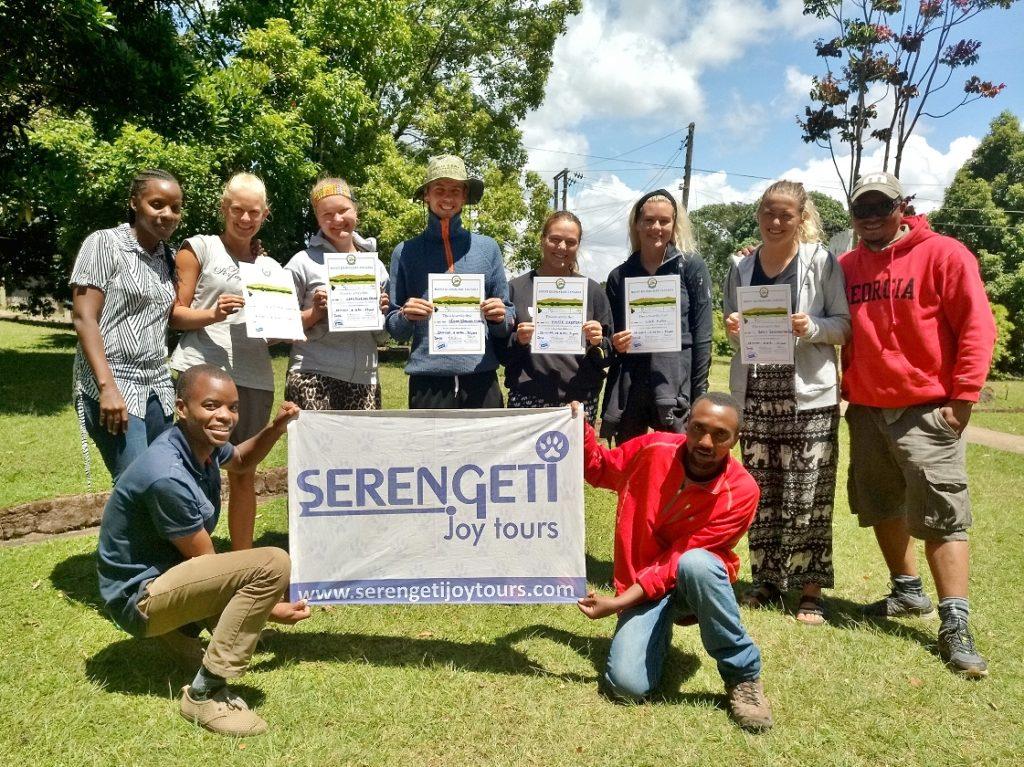 Serengeti Joy Tours - jsme vám nablízku.