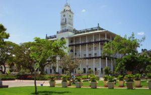Zanzibar House of Wonders (Dům zázraků)