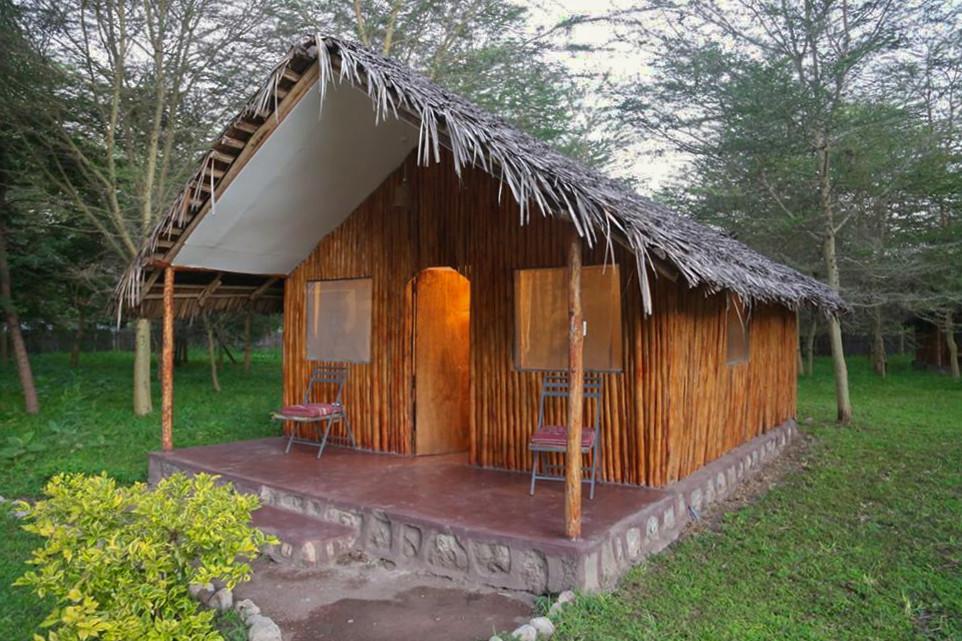 African cottage (africká chatka)