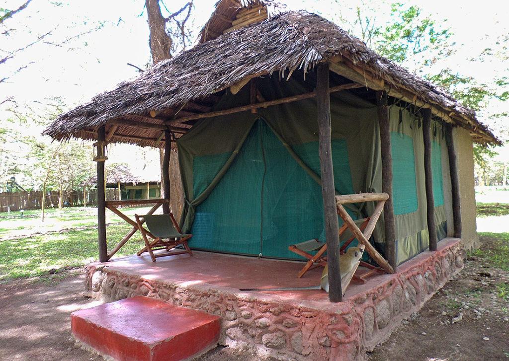 Standard  Cottage Tent (standardní stanová chatka)