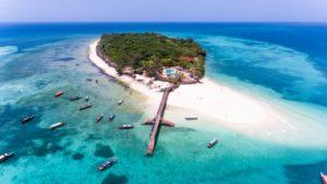 Changduu Island (Prison Island)