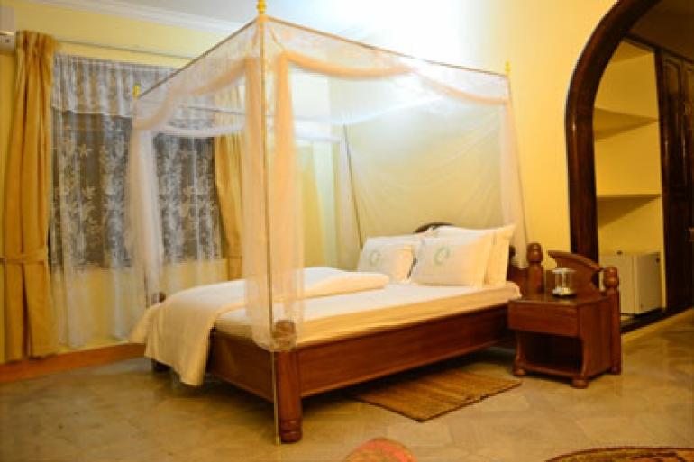 Executive Rooms v Twiga Lodge & Campsite