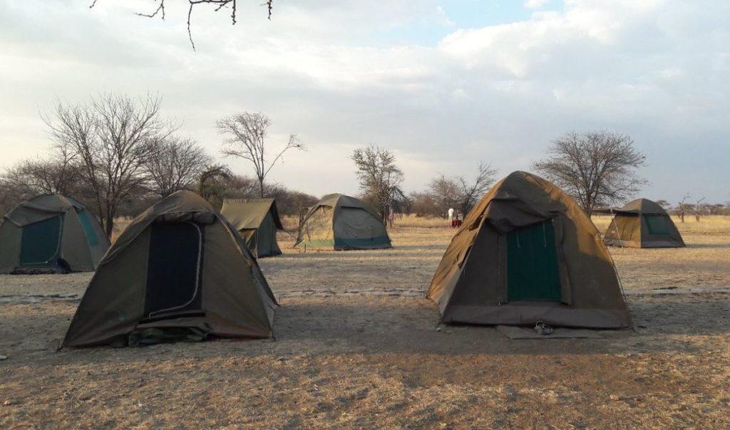 Seronera Nyani Campsite