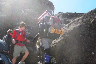 Výstup na Kilimandžáro s dětmi