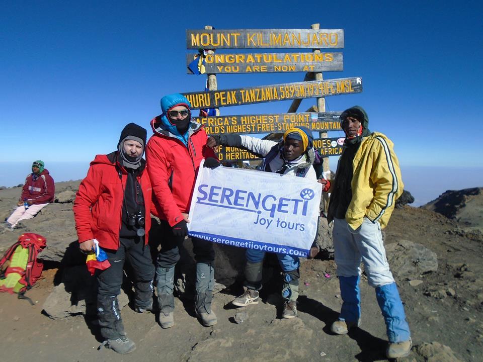 Dovolená v Tanzanii - Kilimandžáro