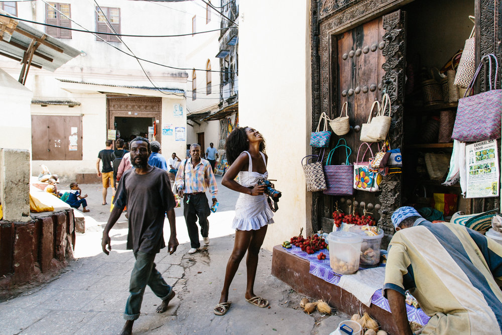 Stone Town, Zanzibar, Tanzanie