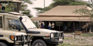 Tanzania Bush Camp Mobile