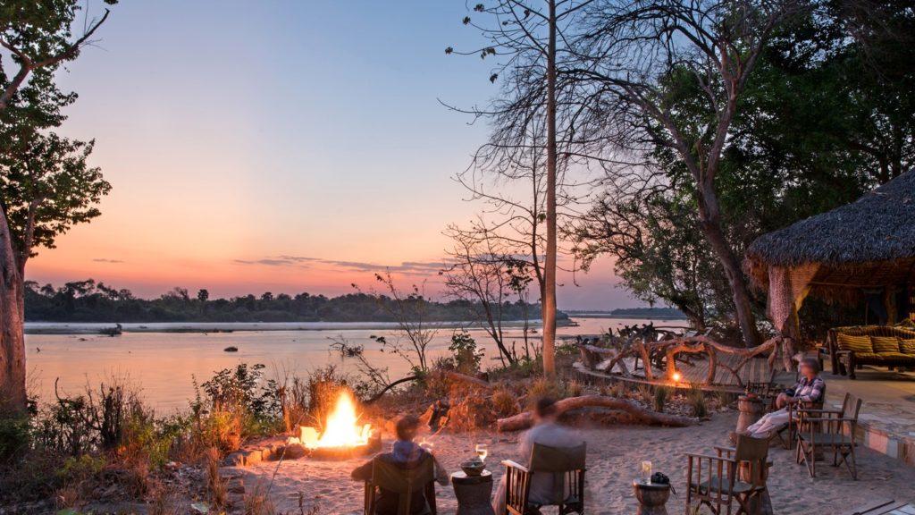 Rezervace Selous - málo turistů, spojení s přírodou