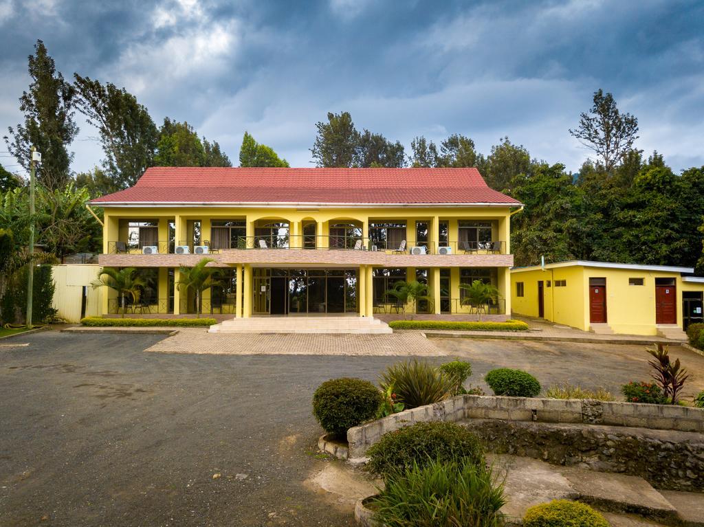 The Mvuli Hotel