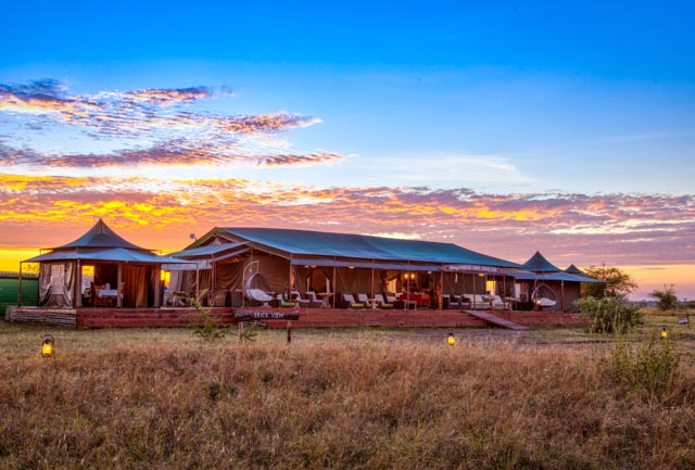 Serengeti Heritage Luxury Tented Camp